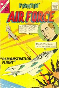 Cover Thumbnail for Fightin' Air Force (Charlton, 1956 series) #43