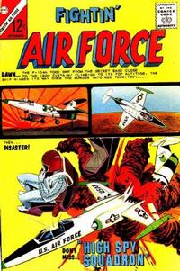Cover for Fightin' Air Force (Charlton, 1956 series) #45