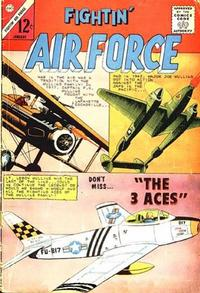 Cover Thumbnail for Fightin' Air Force (Charlton, 1956 series) #47