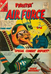 Cover Thumbnail for Fightin' Air Force (Charlton, 1956 series) #48