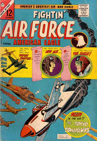 Cover Thumbnail for Fightin' Air Force (Charlton, 1956 series) #52