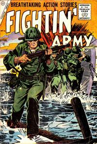 Cover Thumbnail for Fightin' Army (Charlton, 1956 series) #16