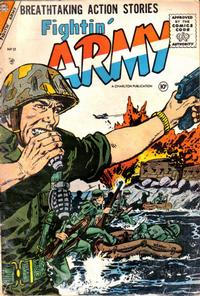 Cover Thumbnail for Fightin' Army (Charlton, 1956 series) #17