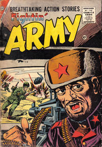Cover Thumbnail for Fightin' Army (Charlton, 1956 series) #18