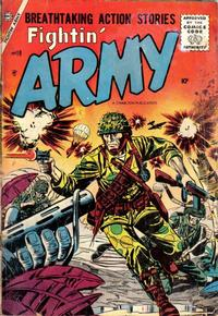 Cover Thumbnail for Fightin' Army (Charlton, 1956 series) #19
