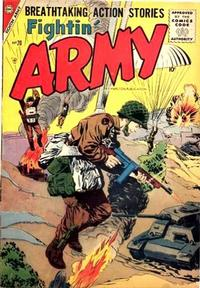 Cover Thumbnail for Fightin' Army (Charlton, 1956 series) #20