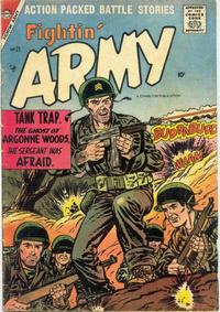 Cover Thumbnail for Fightin' Army (Charlton, 1956 series) #21