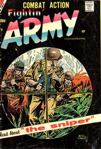Cover Thumbnail for Fightin' Army (Charlton, 1956 series) #23