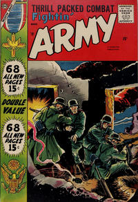 Cover Thumbnail for Fightin' Army (Charlton, 1956 series) #24