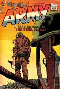 Cover Thumbnail for Fightin' Army (Charlton, 1956 series) #25