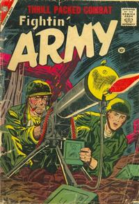 Cover Thumbnail for Fightin' Army (Charlton, 1956 series) #26