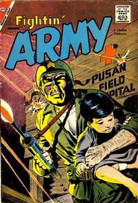 Cover Thumbnail for Fightin' Army (Charlton, 1956 series) #27