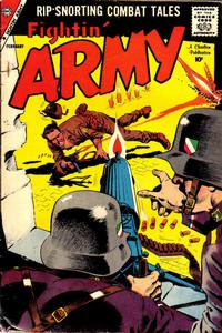 Cover Thumbnail for Fightin' Army (Charlton, 1956 series) #28