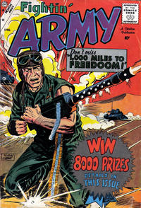 Cover Thumbnail for Fightin' Army (Charlton, 1956 series) #29