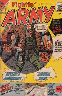 Cover Thumbnail for Fightin' Army (Charlton, 1956 series) #31