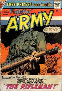 Cover Thumbnail for Fightin' Army (Charlton, 1956 series) #32