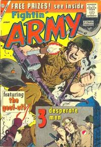 Cover Thumbnail for Fightin' Army (Charlton, 1956 series) #33