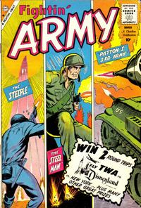 Cover Thumbnail for Fightin' Army (Charlton, 1956 series) #34