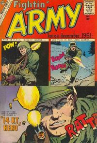 Cover Thumbnail for Fightin' Army (Charlton, 1956 series) #35