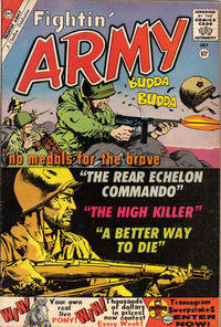 Cover Thumbnail for Fightin' Army (Charlton, 1956 series) #36