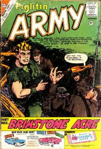 Cover Thumbnail for Fightin' Army (Charlton, 1956 series) #37