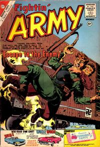Cover Thumbnail for Fightin' Army (Charlton, 1956 series) #38