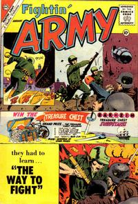 Cover Thumbnail for Fightin' Army (Charlton, 1956 series) #39