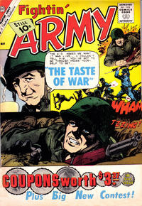 Cover Thumbnail for Fightin' Army (Charlton, 1956 series) #41