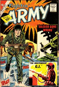 Cover Thumbnail for Fightin' Army (Charlton, 1956 series) #42