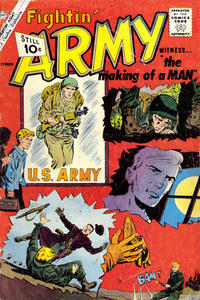 Cover Thumbnail for Fightin' Army (Charlton, 1956 series) #43