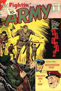 Cover Thumbnail for Fightin' Army (Charlton, 1956 series) #44