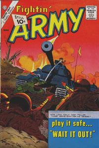 Cover Thumbnail for Fightin' Army (Charlton, 1956 series) #45