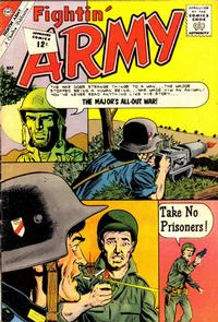 Cover Thumbnail for Fightin' Army (Charlton, 1956 series) #46
