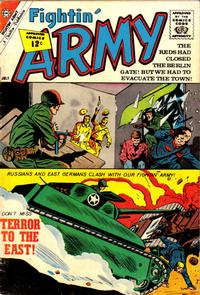 Cover Thumbnail for Fightin' Army (Charlton, 1956 series) #47