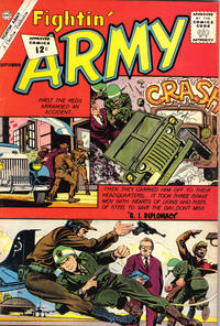 Cover Thumbnail for Fightin' Army (Charlton, 1956 series) #48
