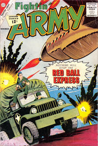 Cover Thumbnail for Fightin' Army (Charlton, 1956 series) #49