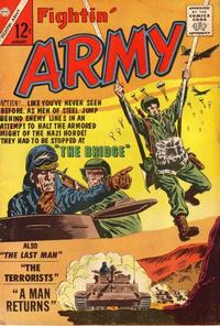 Cover Thumbnail for Fightin' Army (Charlton, 1956 series) #50