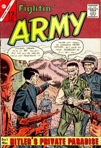 Cover Thumbnail for Fightin' Army (Charlton, 1956 series) #51