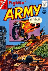 Cover Thumbnail for Fightin' Army (Charlton, 1956 series) #53