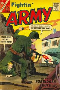 Cover Thumbnail for Fightin' Army (Charlton, 1956 series) #54