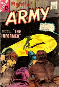 Cover Thumbnail for Fightin' Army (Charlton, 1956 series) #55