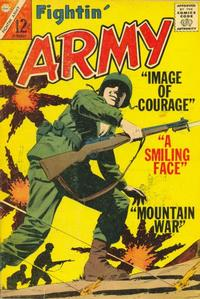 Cover Thumbnail for Fightin' Army (Charlton, 1956 series) #56