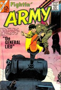 Cover Thumbnail for Fightin' Army (Charlton, 1956 series) #57
