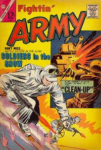 Cover Thumbnail for Fightin' Army (Charlton, 1956 series) #58