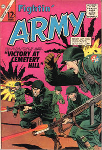 Cover Thumbnail for Fightin' Army (Charlton, 1956 series) #59