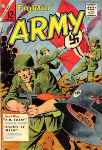 Cover Thumbnail for Fightin' Army (Charlton, 1956 series) #60