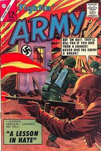 Cover Thumbnail for Fightin' Army (Charlton, 1956 series) #61