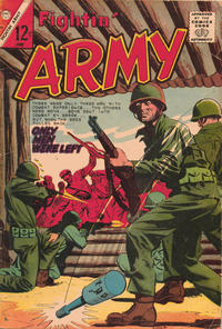 Cover Thumbnail for Fightin' Army (Charlton, 1956 series) #63