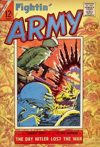 Cover Thumbnail for Fightin' Army (Charlton, 1956 series) #64