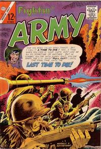 Cover Thumbnail for Fightin' Army (Charlton, 1956 series) #65